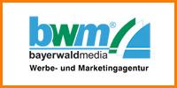 Logo der Bayerwald Media Werbe- und Marketingagentur